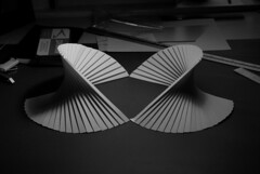 (Richard Sweeney) Tags: paper origami pleated pleating richardsweeney