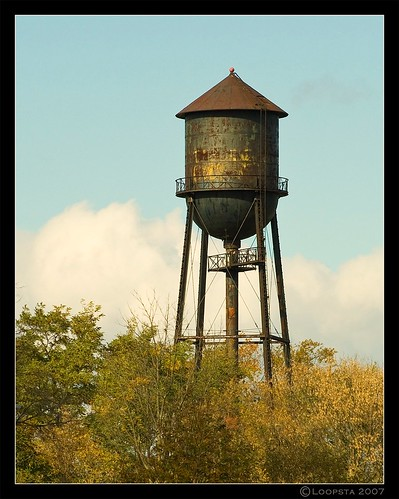 Tillsonburg Water Tower