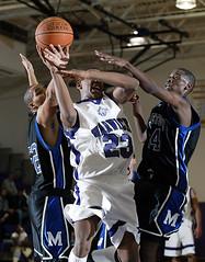 HS Basketball.  12/11/2007