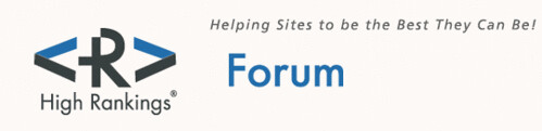 HighRankings Forums Logo
