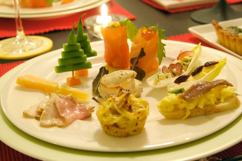 Chrismas Party - Appetizers