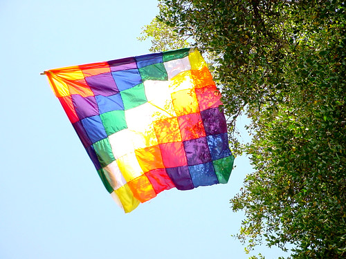 whipala arcoiris