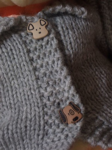 Simple Baby Cardigan (1)