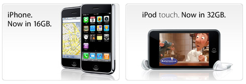 iPhone, iPod touch