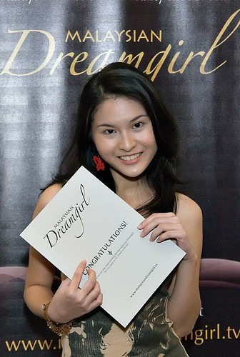Malaysian Dreamgirl Auditions - Yvonne Sim