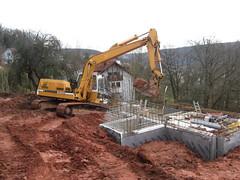 UG (bruecknerbau) Tags: ug aushub betonarbeitenbodenplatte