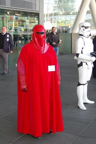 Wonder Con 2007: Emperor's Guard