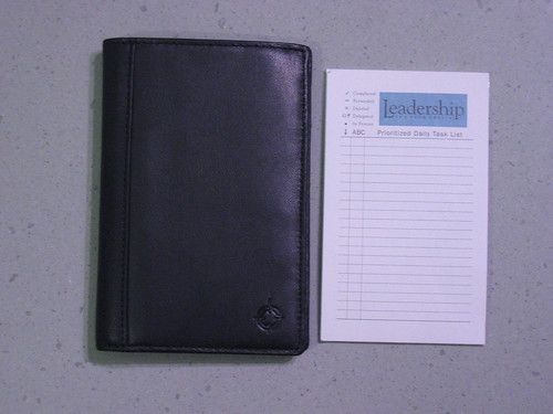 Franklin Covey Task List Wallet by Thirteen Of Clubs, on Flickr