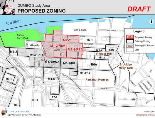 Dumbo Zoning Proposal