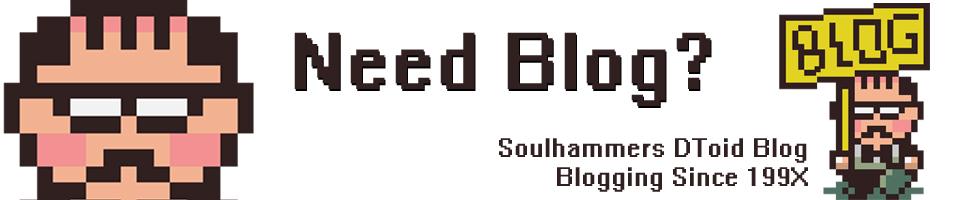 Soulhammer blog header photo