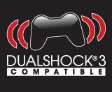 DUALSHOCK 3 compatible