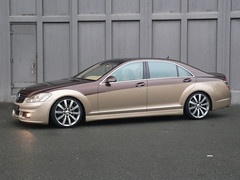 2008 ART Mercedes-Benz S-Class Two-Tone 2