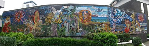 Irish Mosaic