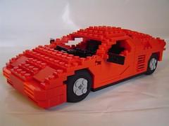 Lamborghini Diablo - 3/4