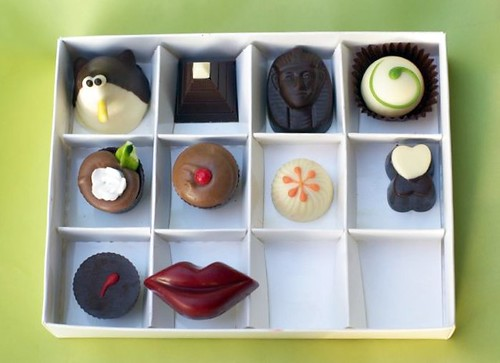 Birthday selection from My Chocolate Shoppe, Shellharbour Village by you.