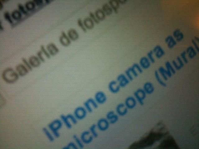 macro iphone