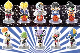 Dragon ball Chara Puchi: Serie 11
