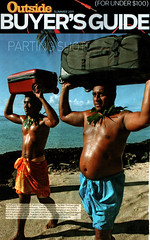 Outside Magazine Parting Shot: Samoan porters by Amanda Castleman