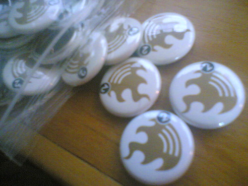 BarCampMilwaukee2 Buttons