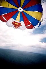 super-chute!