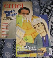 la revista de estilo de vida musulmán