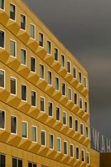 An Estate of Mind (utrechtman) Tags: netherlands yellow psychiatry utrecht modernarchitecture challengeyouwinner willemarntszhuis altrecht