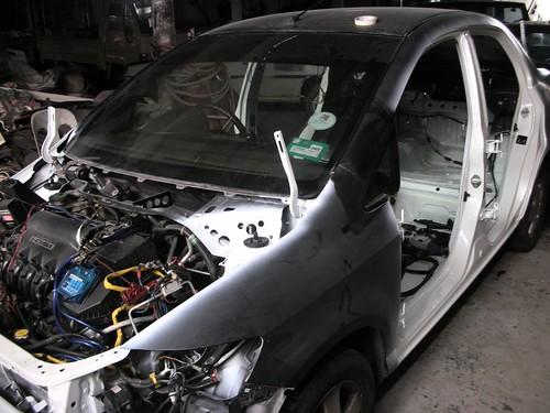 Honda City body