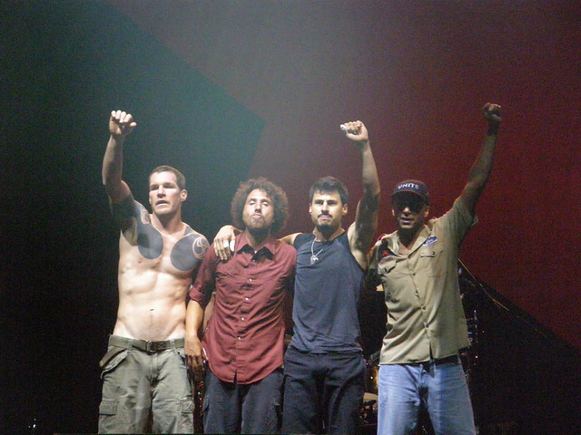 Rage Against The Machine @ Vegoose 2007
