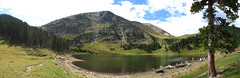 Pecos Baldy Lake Panorama