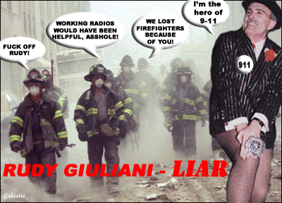 Rudy Giuliani - Liar