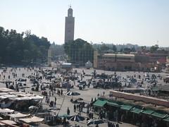 Marrakech, el fna (tib-o) Tags: marrakech elfna
