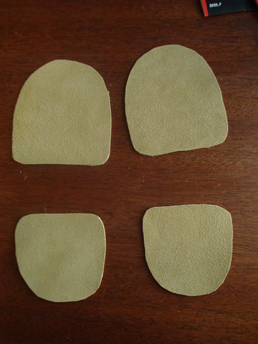 Make your own slipper soles!
