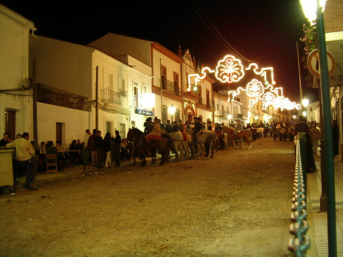 Calle Serpa en Peña