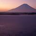 富士山:Freezes(Mt.fuji,富士山)