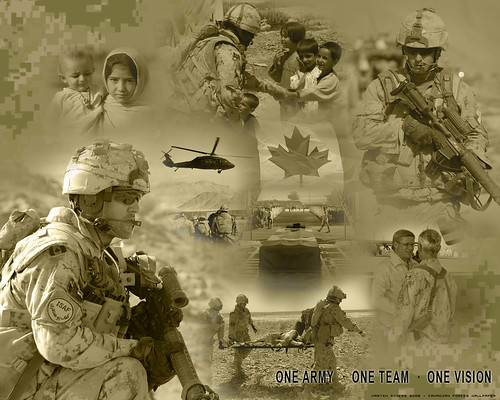army wallpaper. Wallpaper Canadian Army