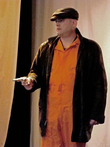 Penny Dreadful 3 - Aaron as Bob Ford