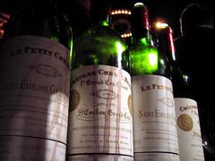 Empty: Château Cheval Blanc