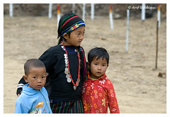 Brothers and Sister (Arif Siddiqui) Tags: family people india kids portraits places tribes myanmar northeast indigenous arif arunachal changlang tribals siddiqui jairampur 50millionmissing nampong