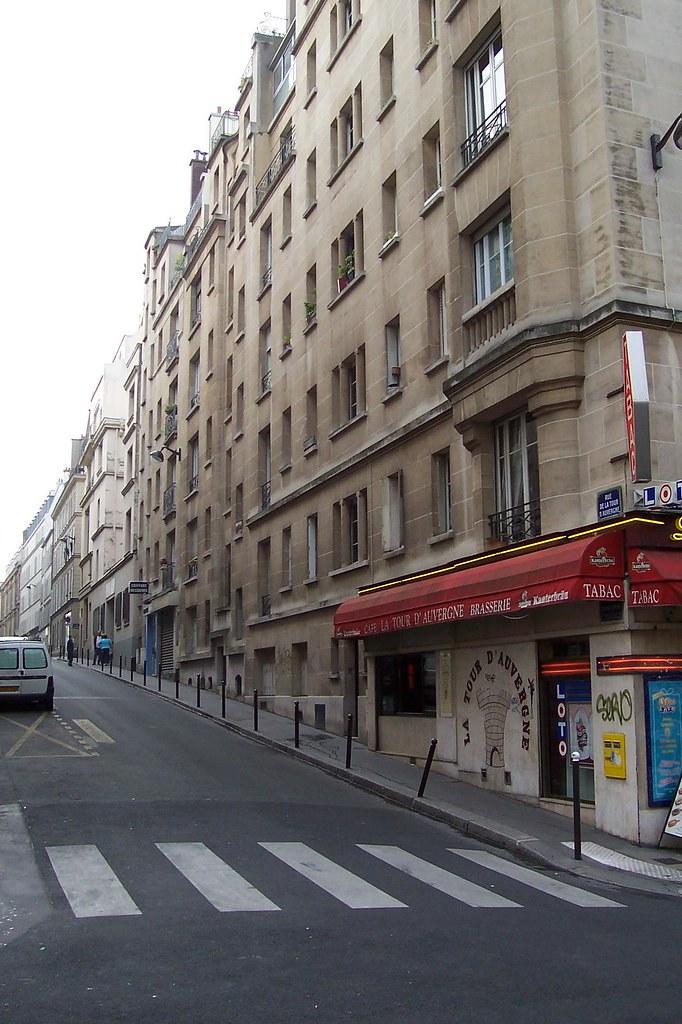 Rue De La Tour D'Auvergne, Paris
