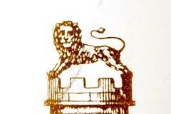 The Cat on Château Latour