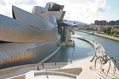 Bilbao Guggenheim (francman) Tags: museum spain bilbao guggenheim