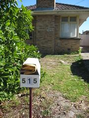My Mailbox!