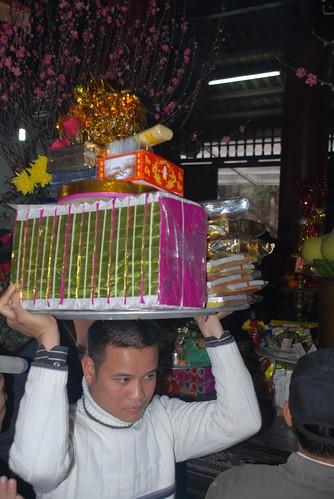 Trinh tepmle - Perfume pagoda Feb