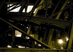 Steel Works (=Tom=) Tags: bridge tom night nikon steel c 50mmf14 d300 ctomvaclavek