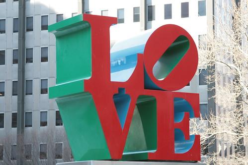 Philadelphia - LOVE by gamillos.