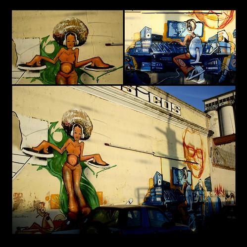 Grafitis Faro