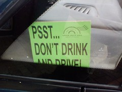 Psst.. Don't Drink Drive