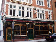 Picture of Old Red Lion, WC1V 6LS