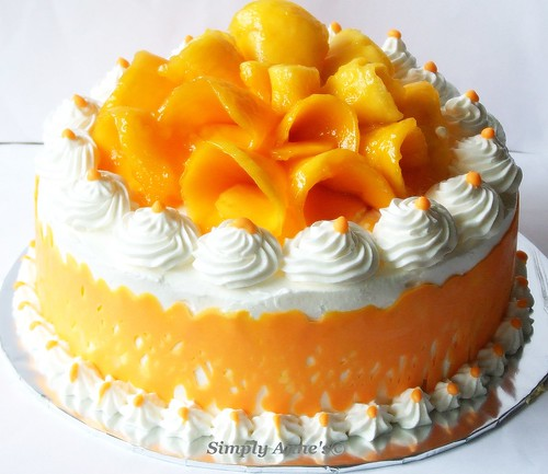 Mango Cake Recipe Ala Red Ribbon