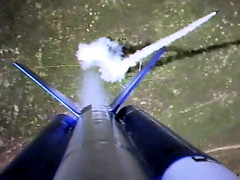 Brighthawk Video Rocket